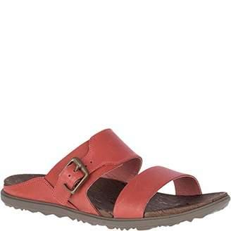 Merrell Women's Around Town Luxe BCKL Slide/ Shoe,10 M US
