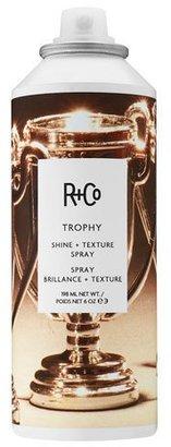 R+Co TROPHY Shine Texture Spray, 6 oz. $29 thestylecure.com