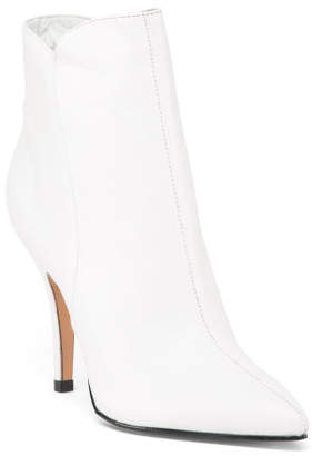 Made In Brazil Stiletto Leather Boots