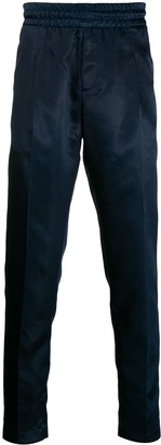 Soulland slim-fit track trousers