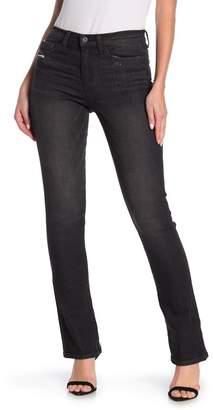 Sneak Peek Denim High Rise Mini Bootcut Jeans