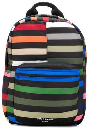Sonia Rykiel Rainbow backpack