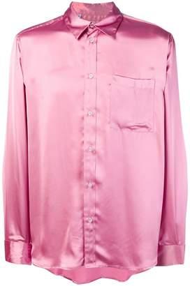MSGM button down shirt