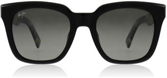 Maui Jim Heliconia Sunglasses Black/Tokyo Tortoise 02B Polariserade 53mm