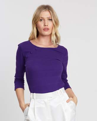 Review Louise 3/4 Sleeve Top