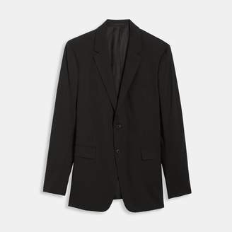 Theory New Tailored Wool Chambers Jacket