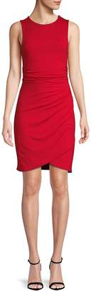 Susana Monaco Women's Gathered Sheath Dress