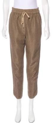 3.1 Phillip Lim High-Rise Silk-Blend Pants