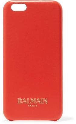 Balmain Leather Iphone 6 Case