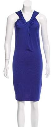Gucci Sleeveless Knee-Length Dress