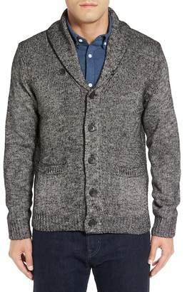 Nordstrom Cotton Blend Shawl Collar Cardigan $119 thestylecure.com