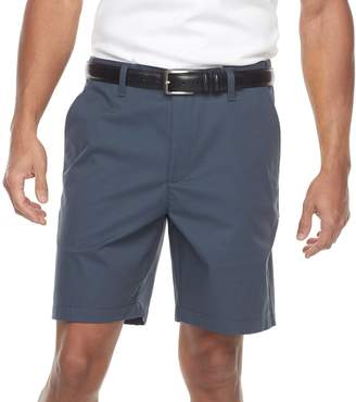 Croft & Barrow Men's Classic-Fit Easy-Care Stretch Flex-Waist Flat-Front Shorts