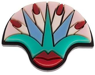 Yazbukey lips and nails ring