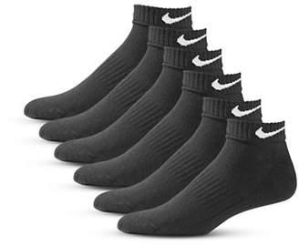 Nike Mens Six-Pack Arch Compression Socks