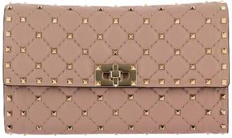 Valentino GARAVANI Mini Bag Rockstud Spike Small Bag In Quilted Nappa Leather With Metal Studs And Shoulder Strap