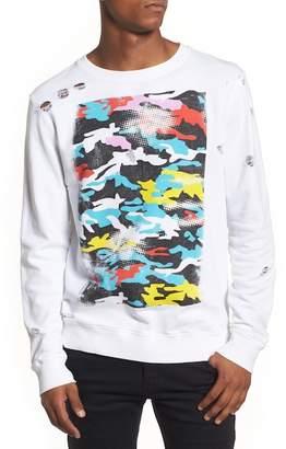 Antony Morato Graphic Sweatshirt