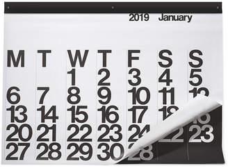 ステンディグ Stendig オーバーサイズ カレンダー 2019