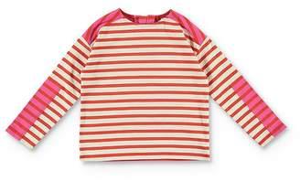 Stella McCartney Girls' Striped Color-Block Top - Little Kid, Big Kid