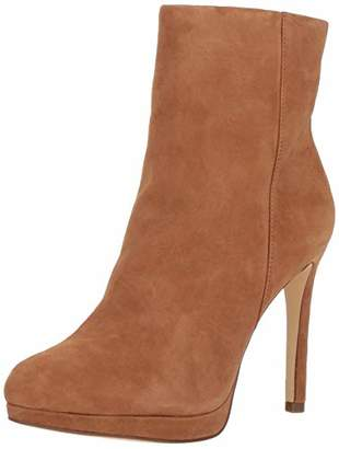 Nine West Women's QUANETTE Suede Ankle Boot