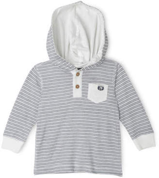 Sprout NEW Hooded T/Shirt Navy