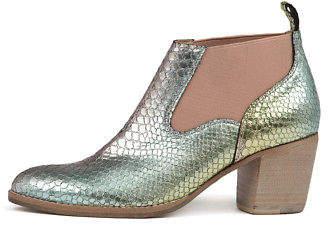 Django & Juliette New Backfire Rainbow Emb Womens Shoes Boots Ankle