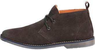 Mens Dakar Boots Brown Suede