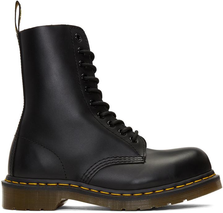 Dr. MartensDr. Martens Black Ten-Eye 1919 Boots