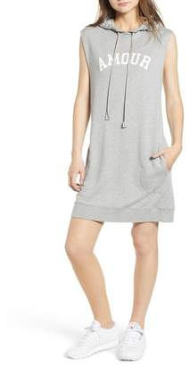 Zadig & Voltaire Sia Bis Hooded Dress