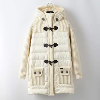 GUILD PRIME (ギルド プライム) - ギルドプライム 【Bark】WOMENS ダッフルダウンコート-3Gauge Long duffle coat with padding-