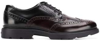 Hogan oxford shoes