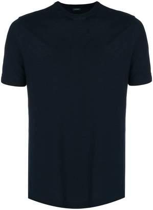 Zanone fitted classic T-shirt