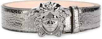 Versace Palazzo medusa buckle belt