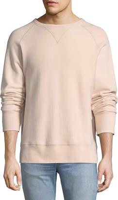 Rag & Bone Men's Racer Cotton Sweatshirt