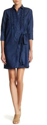 Gracia Denim Shift Dress