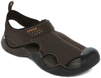 Crocs Swiftwater Mens Strap Sandals