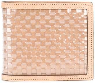 Maison Margiela textured billfold wallet