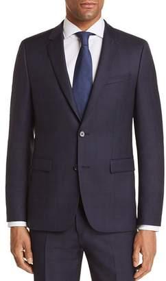 HUGO Astian Slim Fit Tonal Plaid Suit Jacket