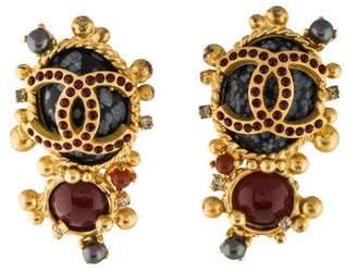 CC Multistone Earrings