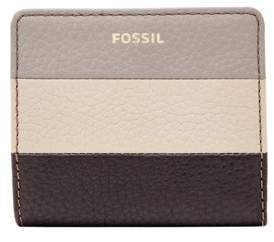 Fossil Madison Bifold Wallet Black Multi