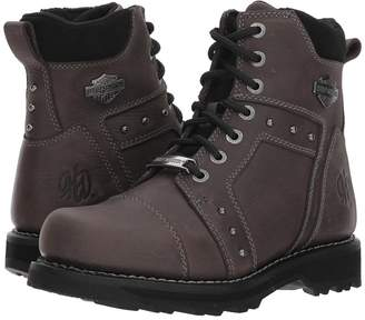 Harley-Davidson Oakleigh Women's Lace-up Boots