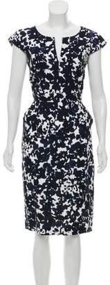 Max Mara Linen Midi Dress