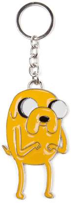 Adventure Time Keyring Keychain Jake new Official Metal