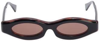Shiny Acetate Sunglasses
