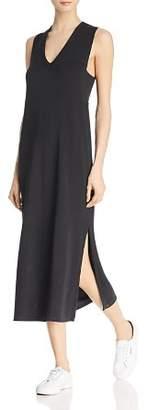 Rag & Bone Phoenix V-Neck Midi Dress