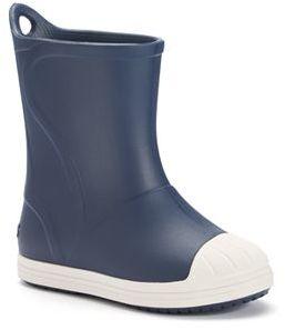 Crocs Bump It Kids' Waterproof Rain Boots $39.99 thestylecure.com