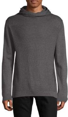 Standard Issue NYC Long-Sleeve Textured Sweater