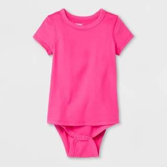 Cat & Jack Toddler Girls' Adaptive Bodysuit Pink