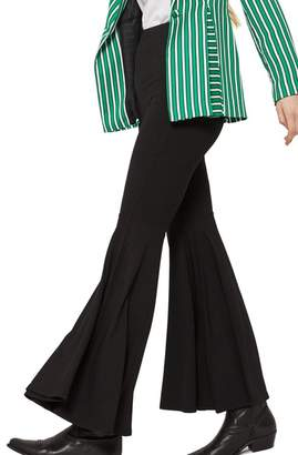 Topshop Extreme Flare Trousers