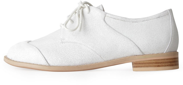 F-Troupe / Canvas Saddle Shoe