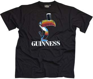 Guinness T-Shirt With Toucan & Pint Print, Colour